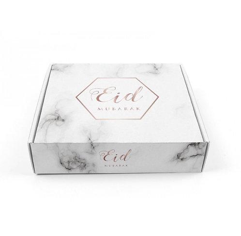 Eid Bayram - Box fuer Kekse, Kuchen, Sweets - Marmor