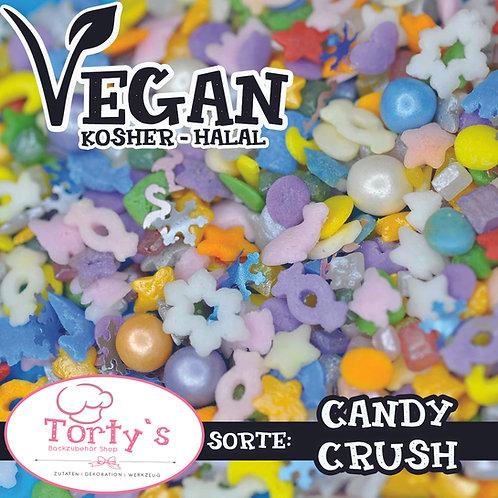 Tortys - Vegane Streusel - Candy Crush - 100g