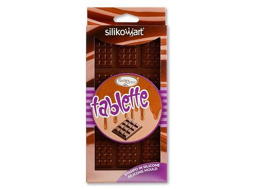 Silikomart - Mini Schokotafeln Form