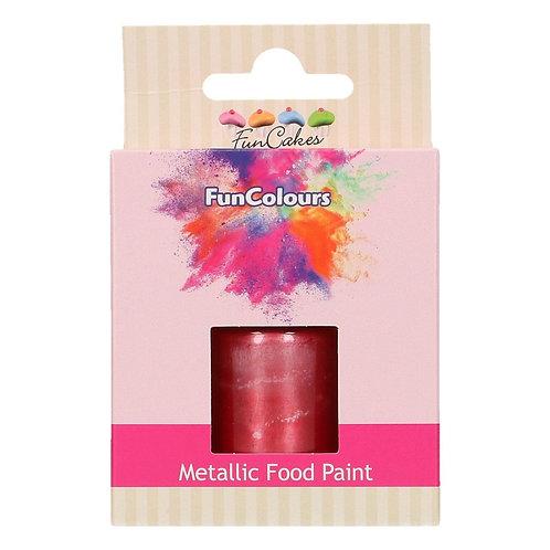 Funcakes - Flüssig Farblack - Cherise Pink