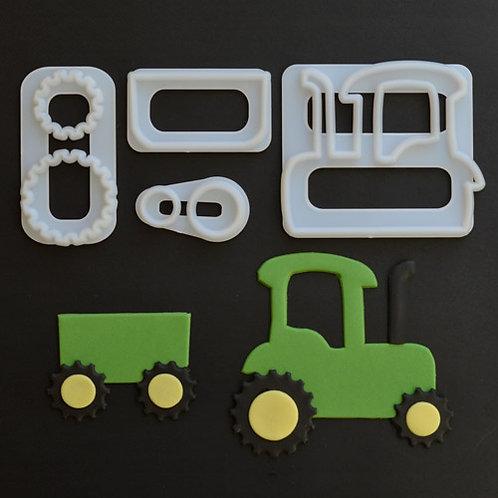 FMM Ausstecher Traktor
