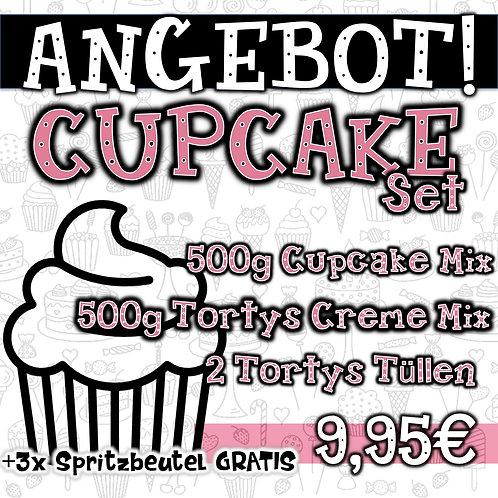 Tortys - Cupcake Set Standard