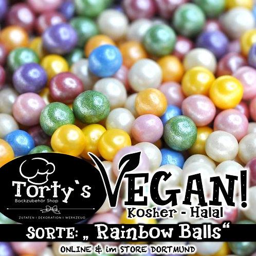 Tortys - Vegane Streusel - Rainbow Balls - 100g