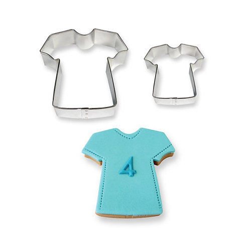 PME Ausstecher 2er Set - T-Shirt