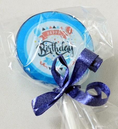 Lolly - Geburtstag - Blue Birthday
