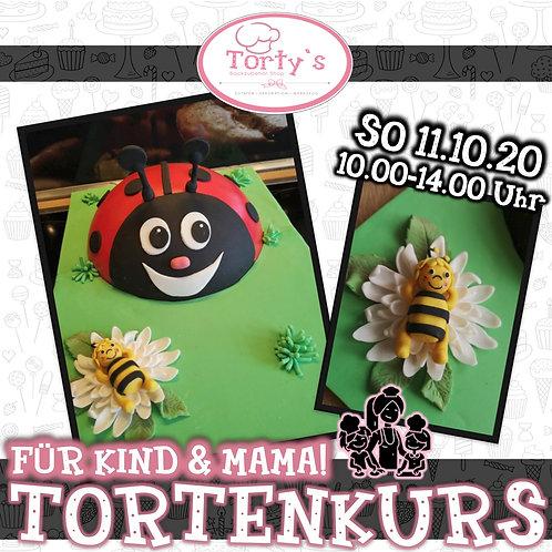 Torty`s - KINDER - Tortenkurs mit Mama/Papa!