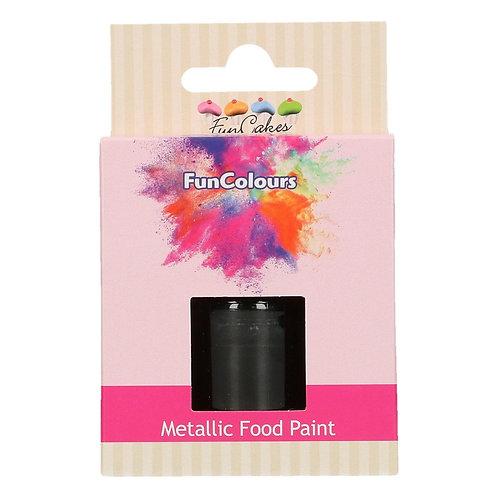 Funcakes - Flüssig Farblack - Schwarz