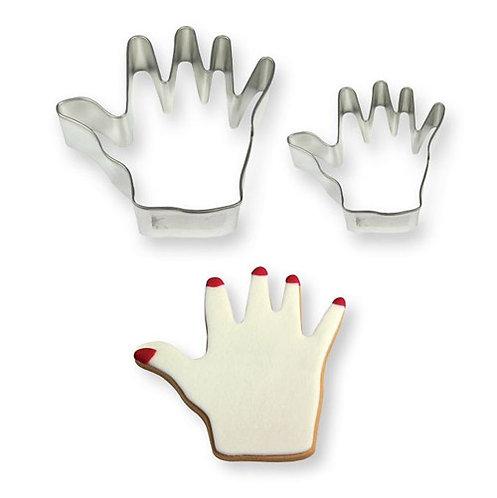 PME Ausstecher 2er Set - Hand