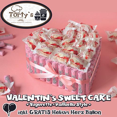 Sweet Cake - Yogurette & Raffele Style