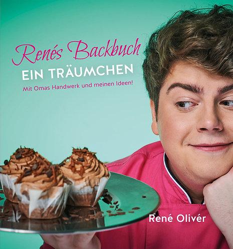 Buch - Renes Backbuch - Ein Träumchen - Torty`s Edition