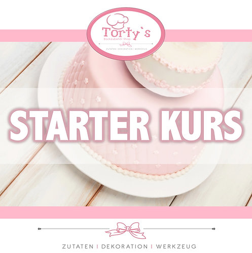 Torty`s - Fondant Starter Kurs - SO 03.11.19