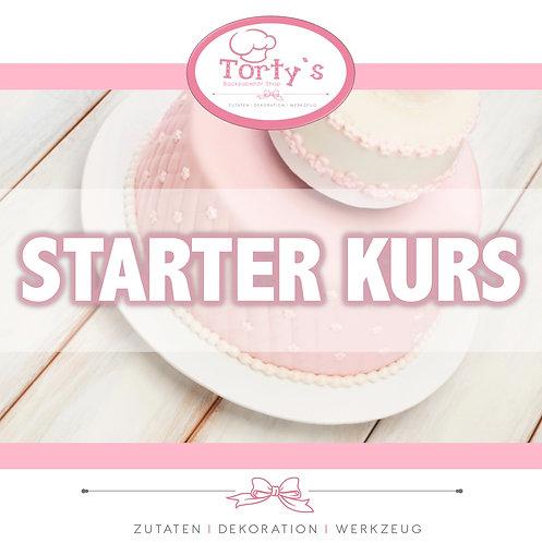Torty`s - Fondant Starter Kurs - SA 23.03.19 - Sondertermin