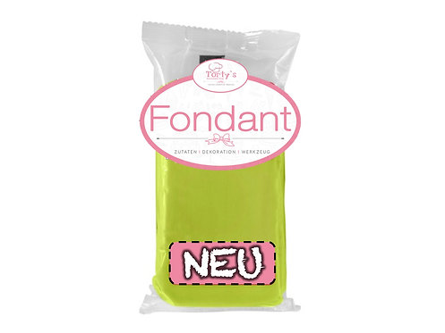 Torty`s Fondant - 250g - Pastell Grün