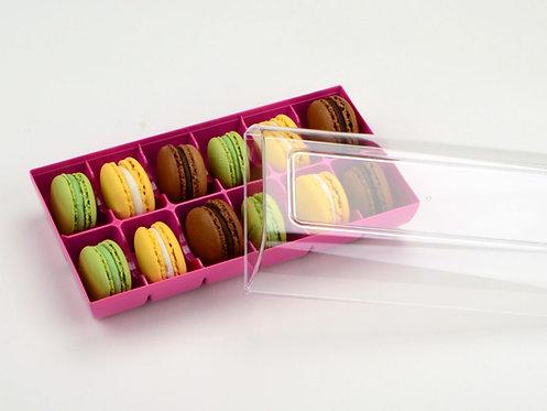 Macarons -Box - Pink