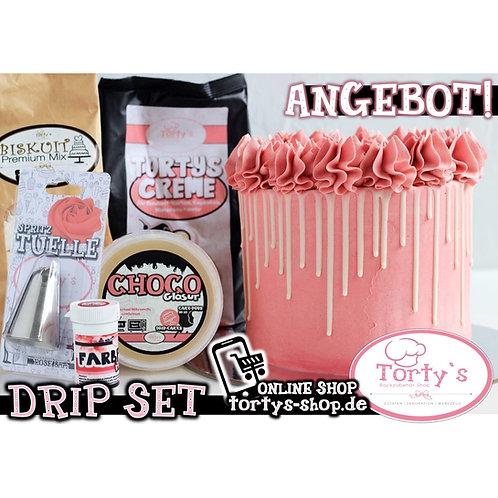 Torty`s - Drip Cake Set
