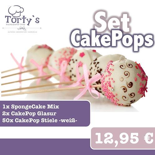 Sparset - CakePops