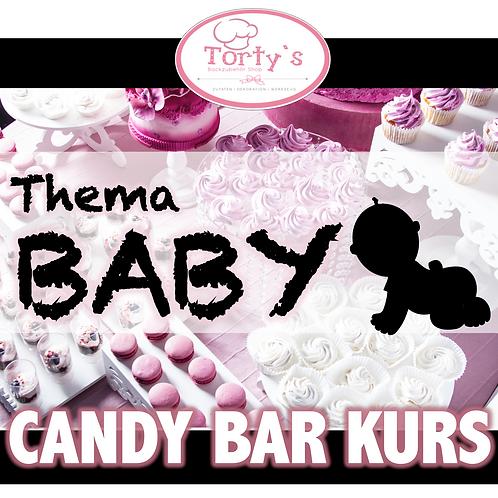 Torty`s - Candy Bar Kurs - 11.02.18