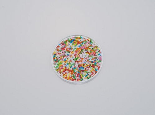 Mini Zuckerstreusel - Bunt - 100g
