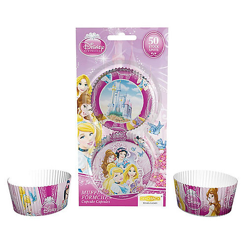 Dekoback Cups Disney Princess