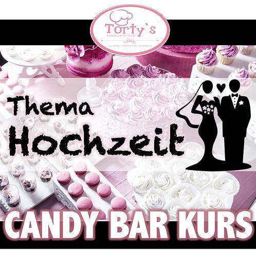 Torty`s - Candy Bar Kurs - 29.04.18
