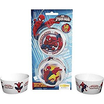 Dekoback Cups Spiderman
