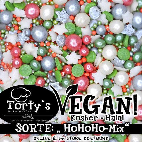 Tortys - Vegane Streusel - HoHoHo-Mix - 100g