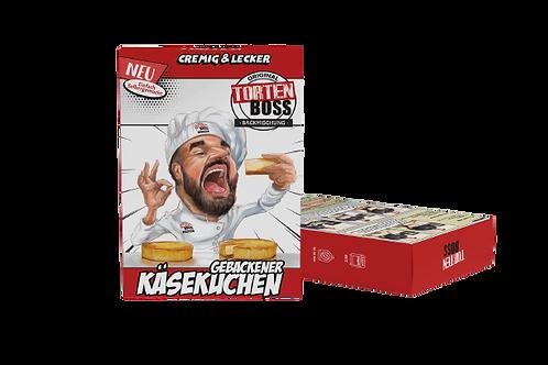 Tortenboss - Käsekuchen Mix