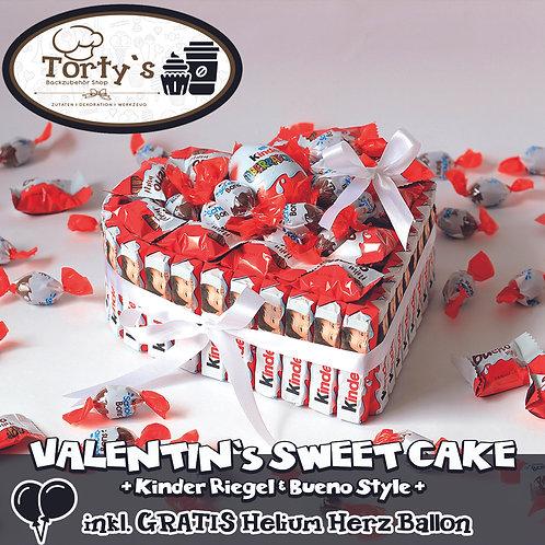 Sweet Cake - Kinder Riegel und Bueno Style
