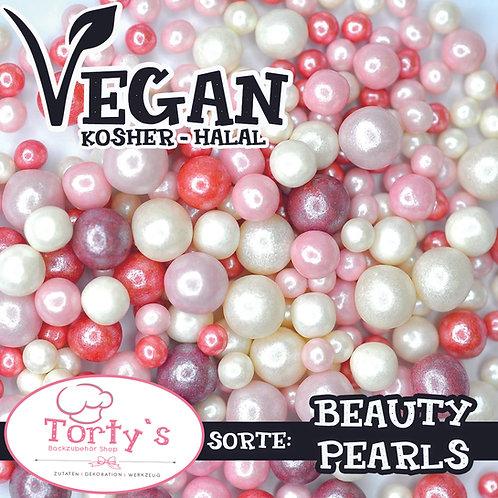 Tortys - Vegane Streusel - Beauty Pearls - 100g