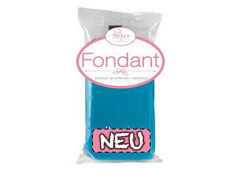 Torty`s Fondant - 250g - Blau