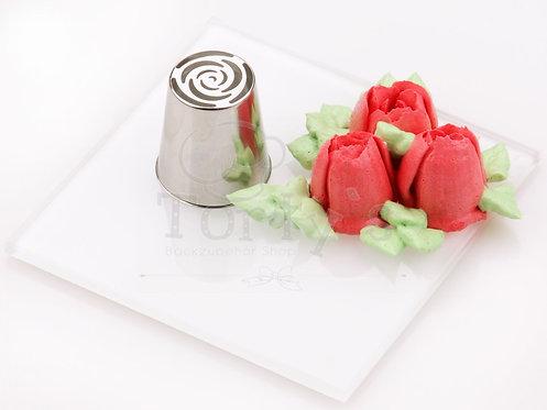 Edelstahl - Icing Nozzle Rose