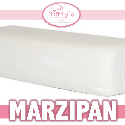 Torty`s Marzipan - 150g weiß