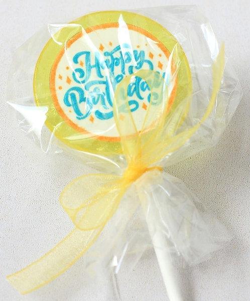 Lolly - Geburtstag - Happy Birthday