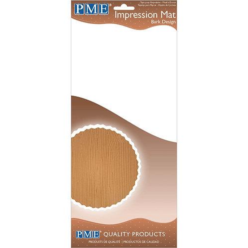 PME Impression Mat Bark / Holz