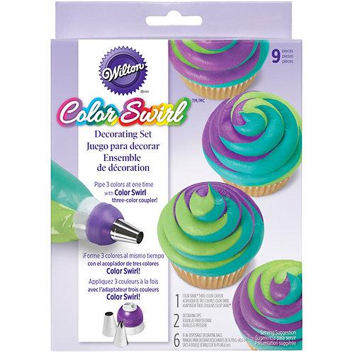 Wilton Color Swirl 3 Farben