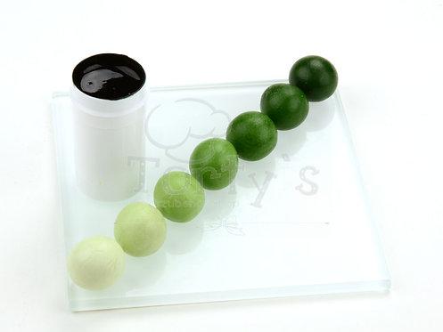 Tortys Lebensmittelfarbe- Paste - OlivGrün