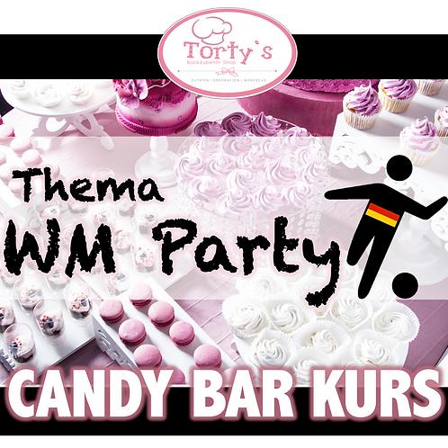 Torty`s - Candy Bar Kurs - 10.06.18