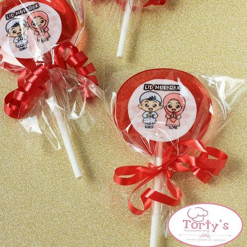 Tortys - Lolly - Eid Kids Rosa