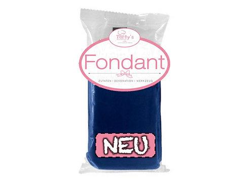 Torty`s Fondant - 250g - Dunkel Blau