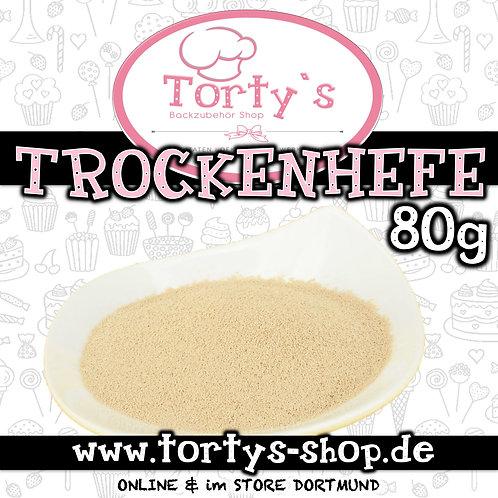 Tortys - Trockenhefe - 80g