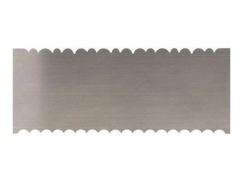Edelstahl - Cremeschaber Classic Style 25cm