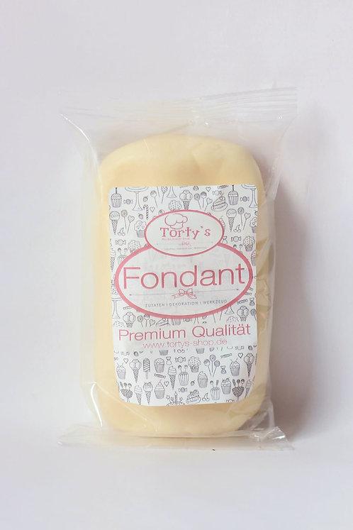 Tortys Fondant - 250g - Beige Champagner Ton