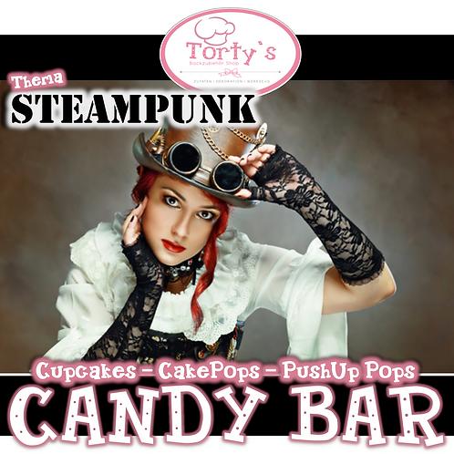 Torty`s - Candy Bar Kurs - Steampunk - 23.09.18