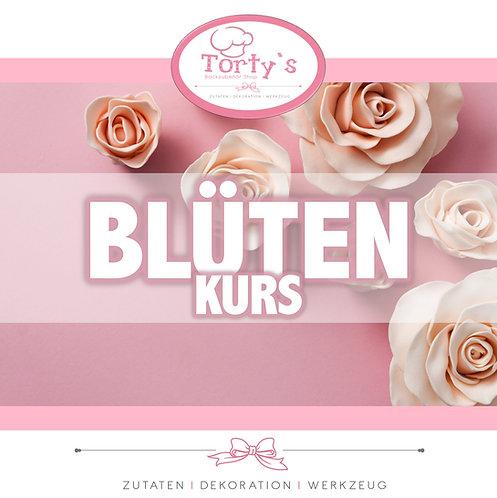 Torty`s - Blüten Kurs - 25.03.18
