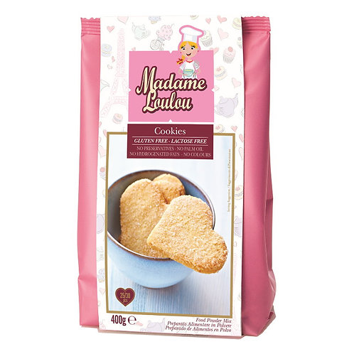 Madame Loulou - Cookies Mix 400g