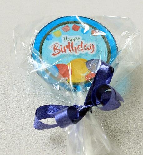 Lolly - Geburtstag - Ballons