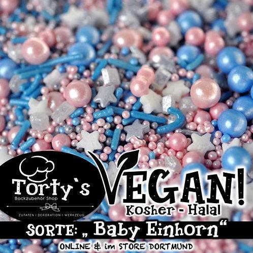 Tortys - Vegane Streusel - Baby Einhorn - 100g