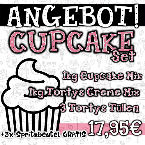 Tortys - Cupcake Set XL