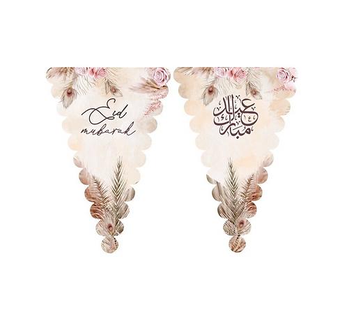 Eid Bayram - Girlande - Boho