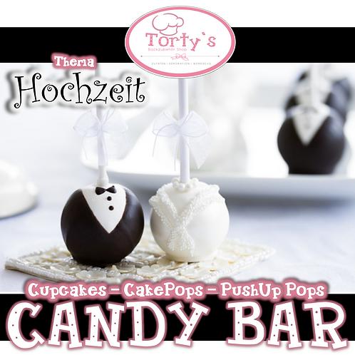 Torty`s - Candy Bar Kurs - Hochzeit - 08.07.18